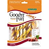 Good 'n' Fun Triple Flavor Twist Chews for Dogs, 22-Count