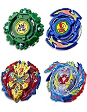 Beyblade Burst - Evolution - SwitchStrike - Elite Warrior 4 Pack - Valtryek, Xcalius, Dranzer, Draciel - Right Spin Battle Tops - Kids Toys - Ages 8+