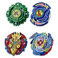Beyblade Burst - Evolution Elite Warrior 4 Pack - Right Spin Battle Tops - Kids Toys - Ages 8+