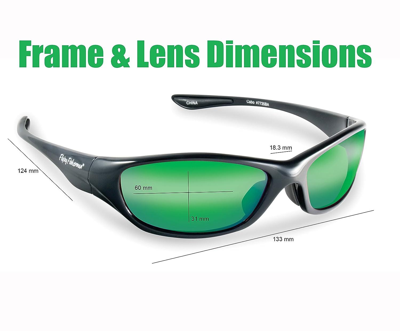 eacf6e40a2d Amazon.com   Flying Fisherman Cabo Polarized Sunglasses   Polarized  Sunglasses   Sports   Outdoors