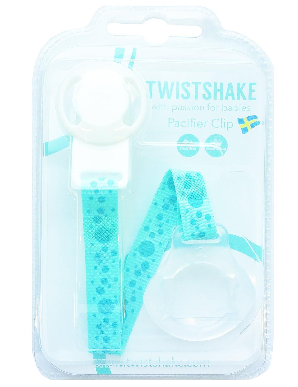 Twistshake 78101 - Cadena para chupete, color turquesa: Amazon.es: Bebé
