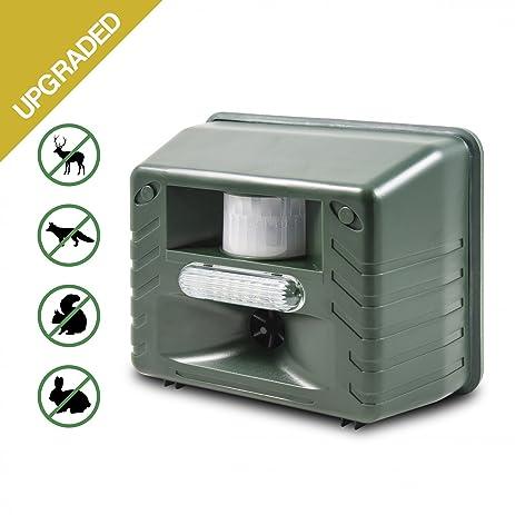 Отпугиватель животных outdoor-ir ультразвуковой отпугиватель для крыс и мышей торнадо