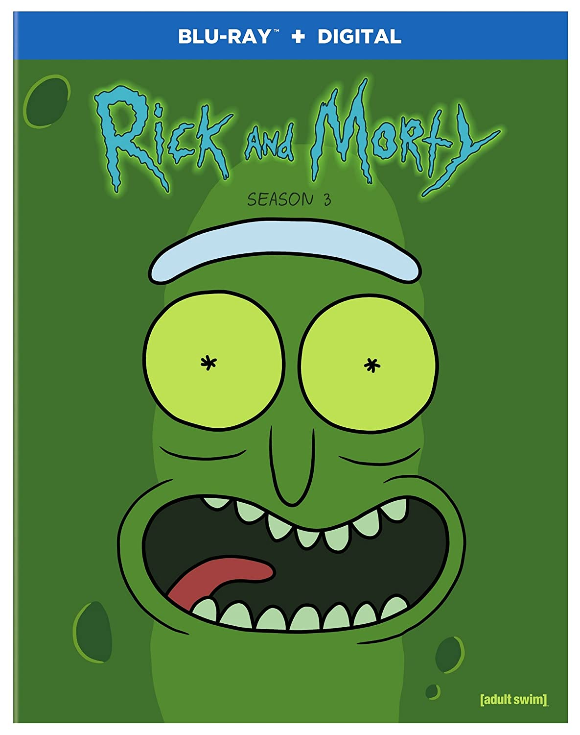 Rick and Morty: S3 (BD)