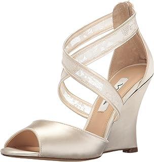 931dc7933242 Nina Women s Elyana Wedge Sandal