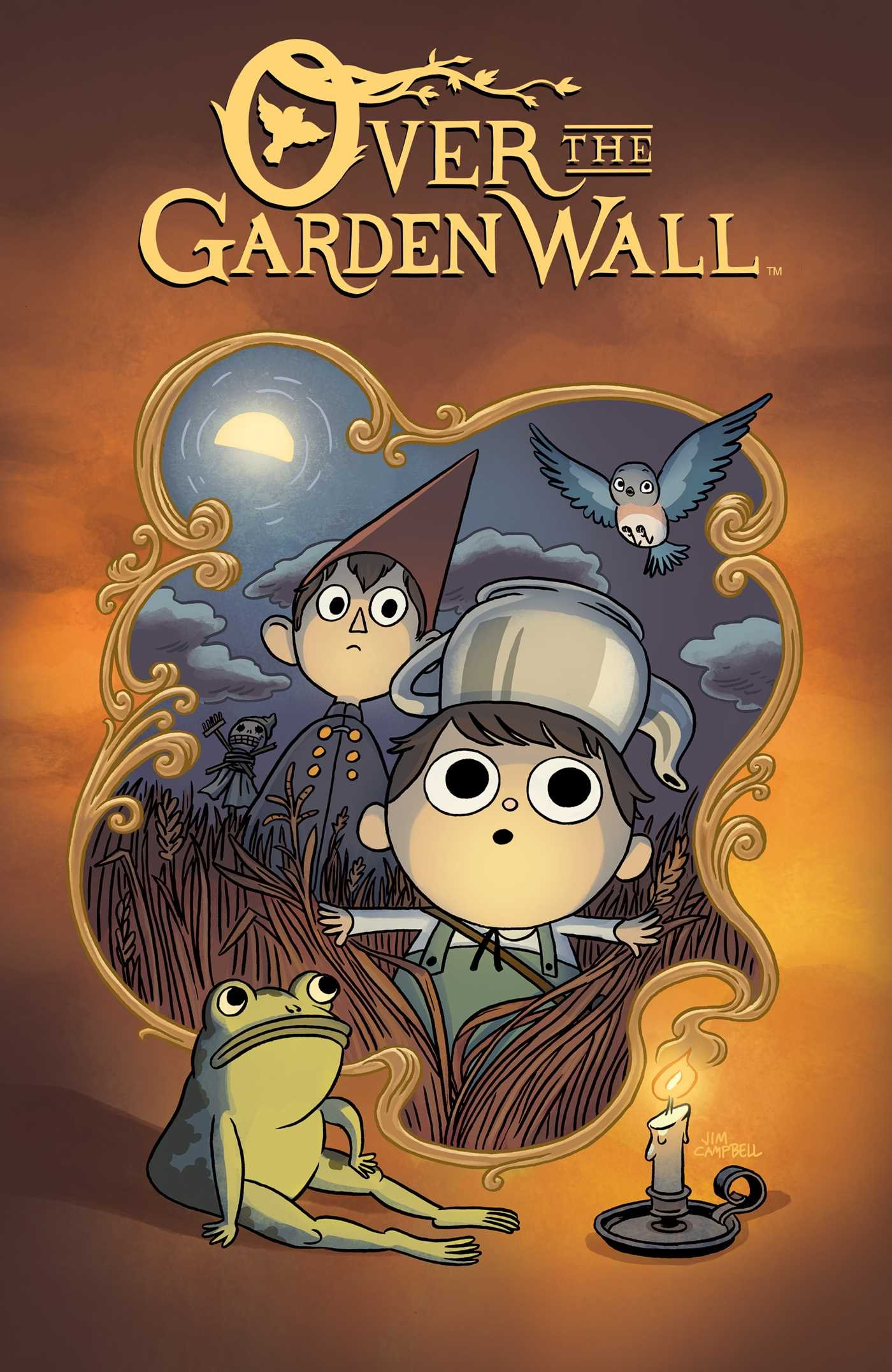 Over The Garden Wall: Tome of the Unknown by Kaboom (Image #1)