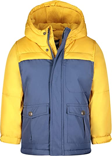 Osh Kosh Boys Heavyweight Winter Jacket with