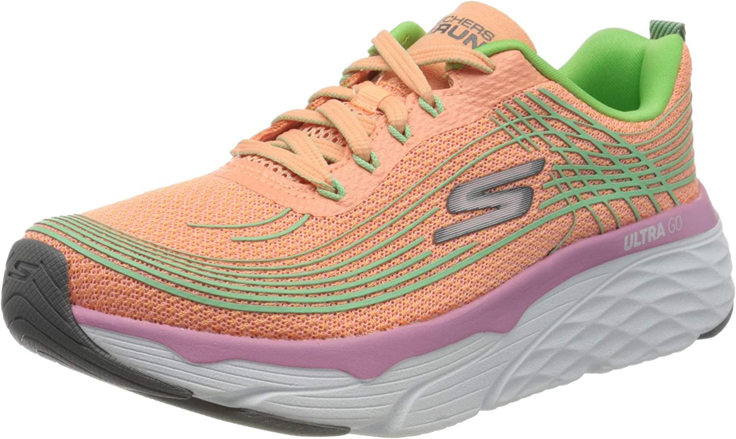 Skechers Max Cushioning Elite, Sneaker Donna