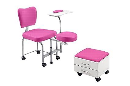 Sgabelli Per Laboratori Scolastici : Polironeshop athos sgabello per estetista da massaggi pedicure