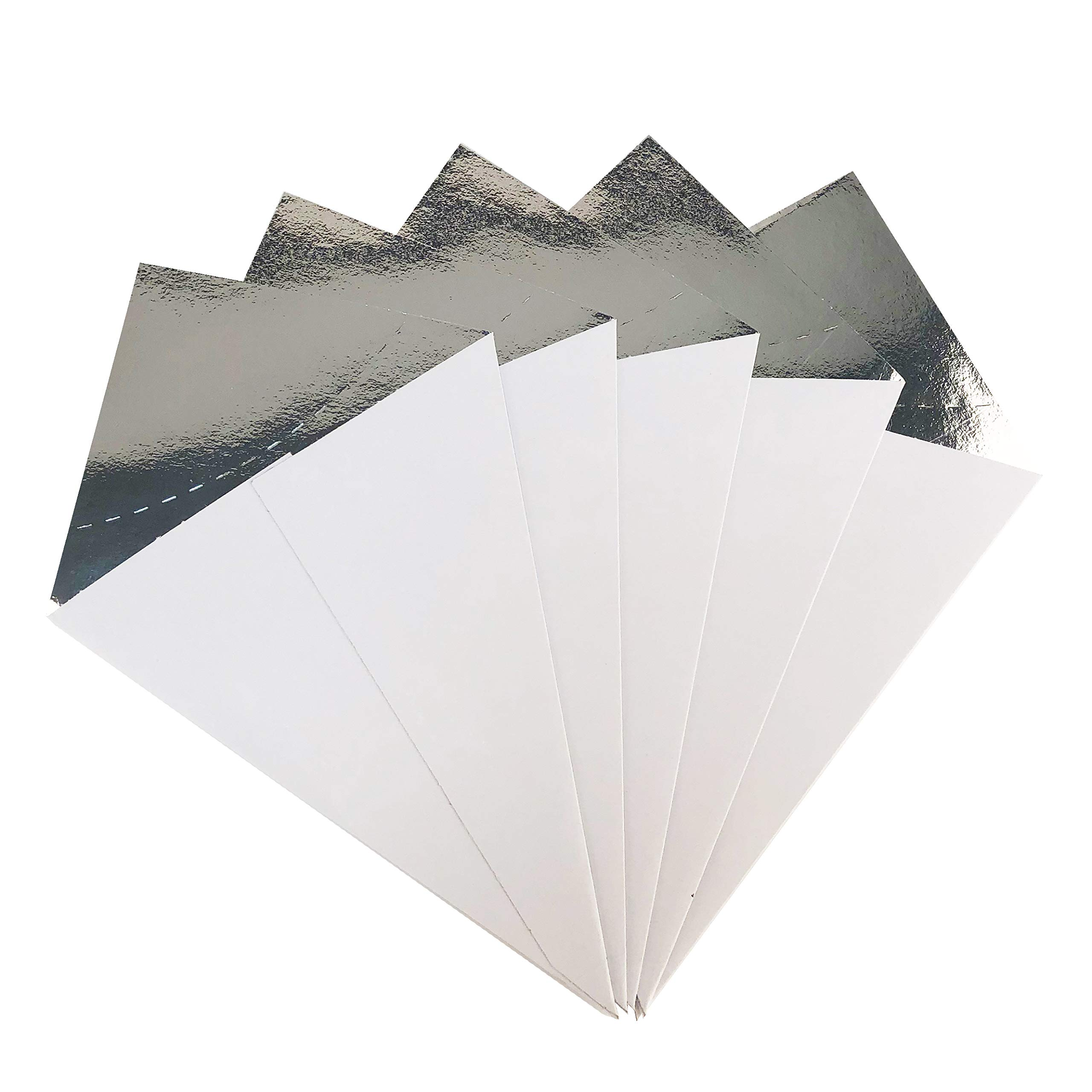 12'' X 4.5'' White, Take Away Paper Cone, Clipper Mill by GET 4-CC500-WH (Pack of 500) (Metal Cone 4-21644 Sold Separately) by GET (Image #2)