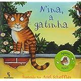 Nina, A Gatinha. Livro De Banho Com Barulhinho