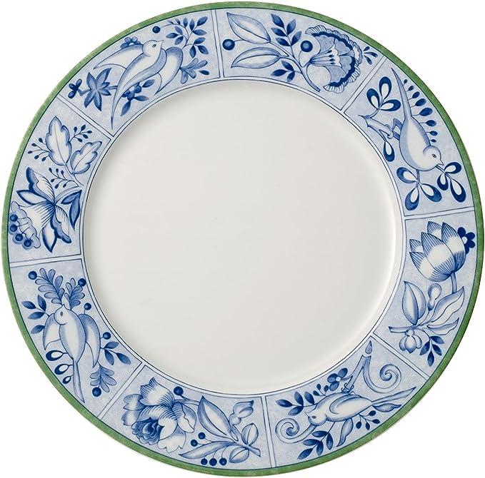 Villeroy & Boch Switch 3 Cordoba Plato llano, 27 cm, Porcelana ...