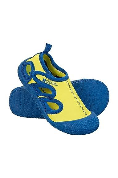 562b16f6218bbb Mountain Warehouse Aqua Junior Shandal - Lightweight Kids Summer Water Shoes