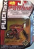 Flick Trix Die-cast Bomber Bikes - Haro Bikes (Red, Black)