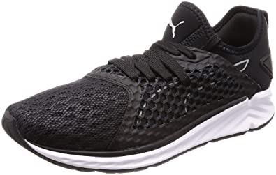 pretty nice 361c9 3946b Puma Men's Ignite 4 Netfit Running Shoes