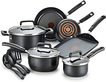 T-fal Signature Nonstick Cookware Sets