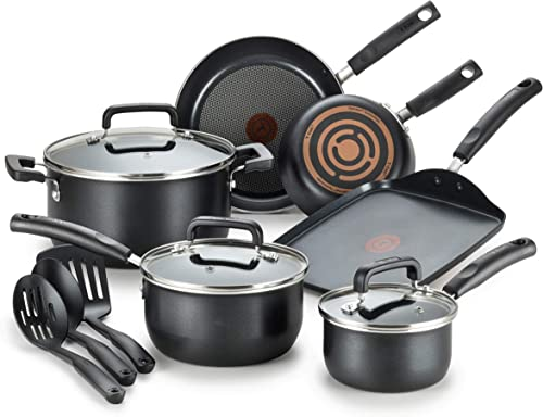 T-fal C530SC Signature Nonstick Cookware Set