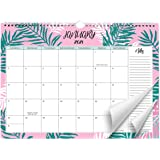 Sweetzer & Orange 2021 Wall and Desk Calendars - 18-Month Calendar from July 2020-Dec 2021 - 120GSM Paper, Space for Notes -