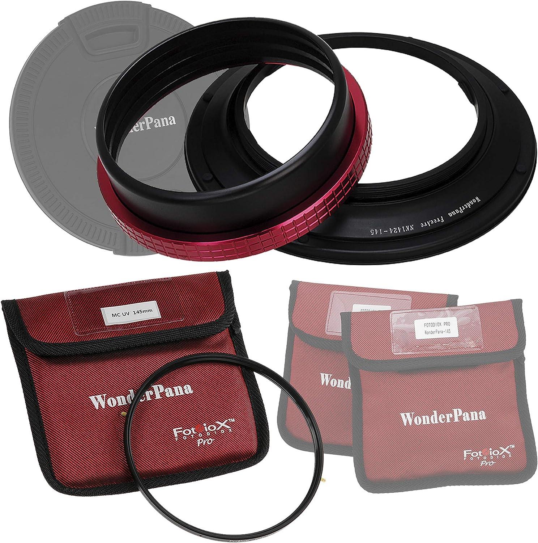 WonderPana FreeArc 145mm MC-UV Kit Compatible with Nikon 14-24mm AF-S Zoom Nikkor f//2.8G ED AF Lens