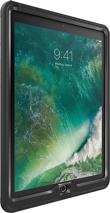 """LifeProof NÜÜD Series Waterproof Case for iPad Pro (12.9"""" - 2nd Gen) - Retail Packaging - Black"""