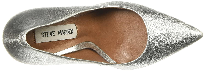 8 Zapatos Madden Steve es Amazon us 38 Y Plateado Eu Salones 7zYxzf