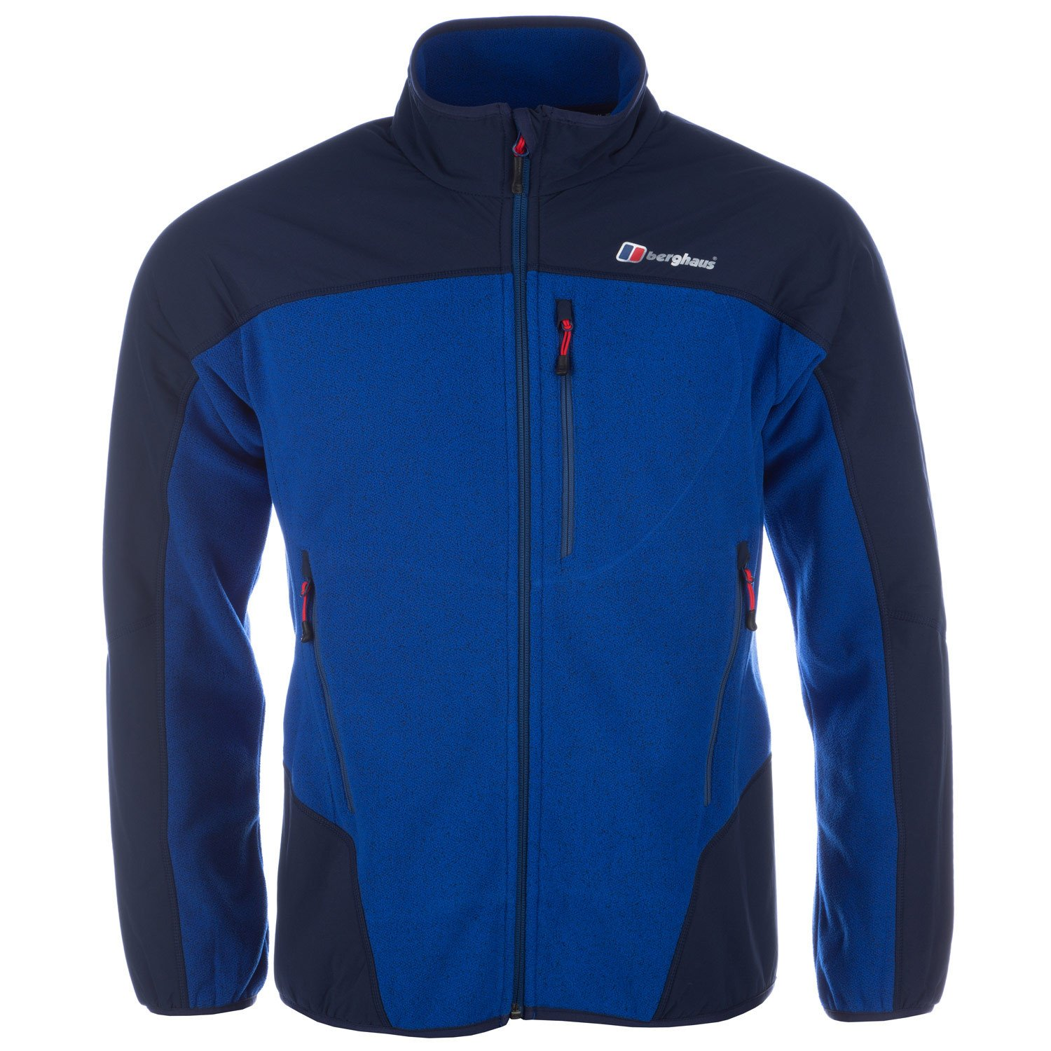Blue Berghaus Mens Fortrose Pro Zip Fleece