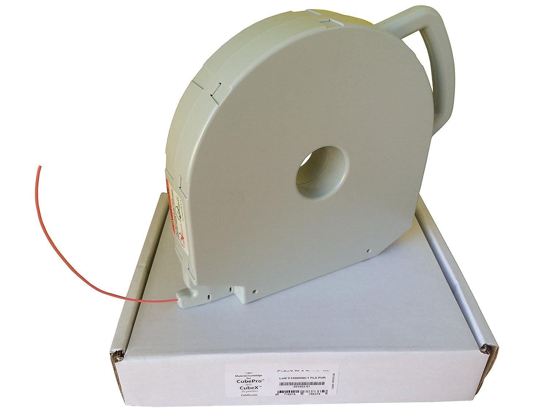 3D Systems 401394-01 Cartucho PLA para Impresora 3D, Naranja Neón ...