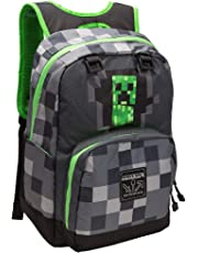 Minecraft Creeper Inside Backpack