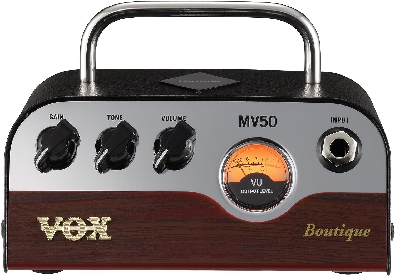 VOX MV Boutique - Parche para guitarra eléctrica (50 W)