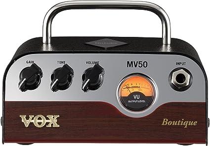 VOX MV Boutique - Parche para guitarra eléctrica (50 W): Amazon.es ...