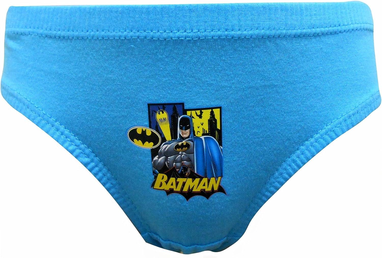 Batman Pow Boys 6 Pack Briefs Underpants