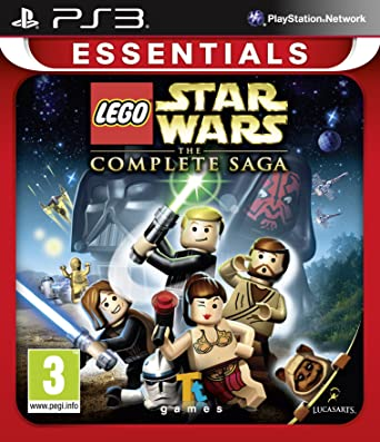LEGO Star Wars: The Complete Saga (PS3): Amazon.co.uk: PC & Video Games