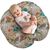 Boppy Original Newborn Lounger, Woodtone Jungle