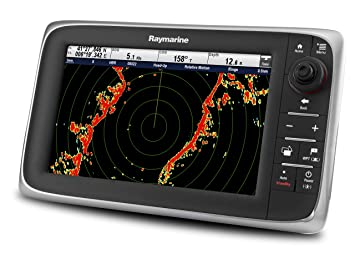 Raymarine C97 Multi Function Display Sonar With C Map Us Essentials