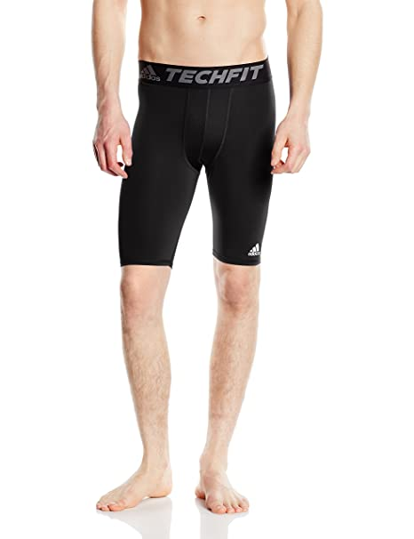 80c11d32f3 Amazon.com : adidas Techfit Base 7/9 Inch Short Tight - SS17 - Small ...