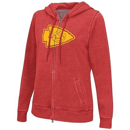 reputable site 4c8a7 50ba5 Amazon.com : G-III Sports Kansas City Chiefs Women's ...