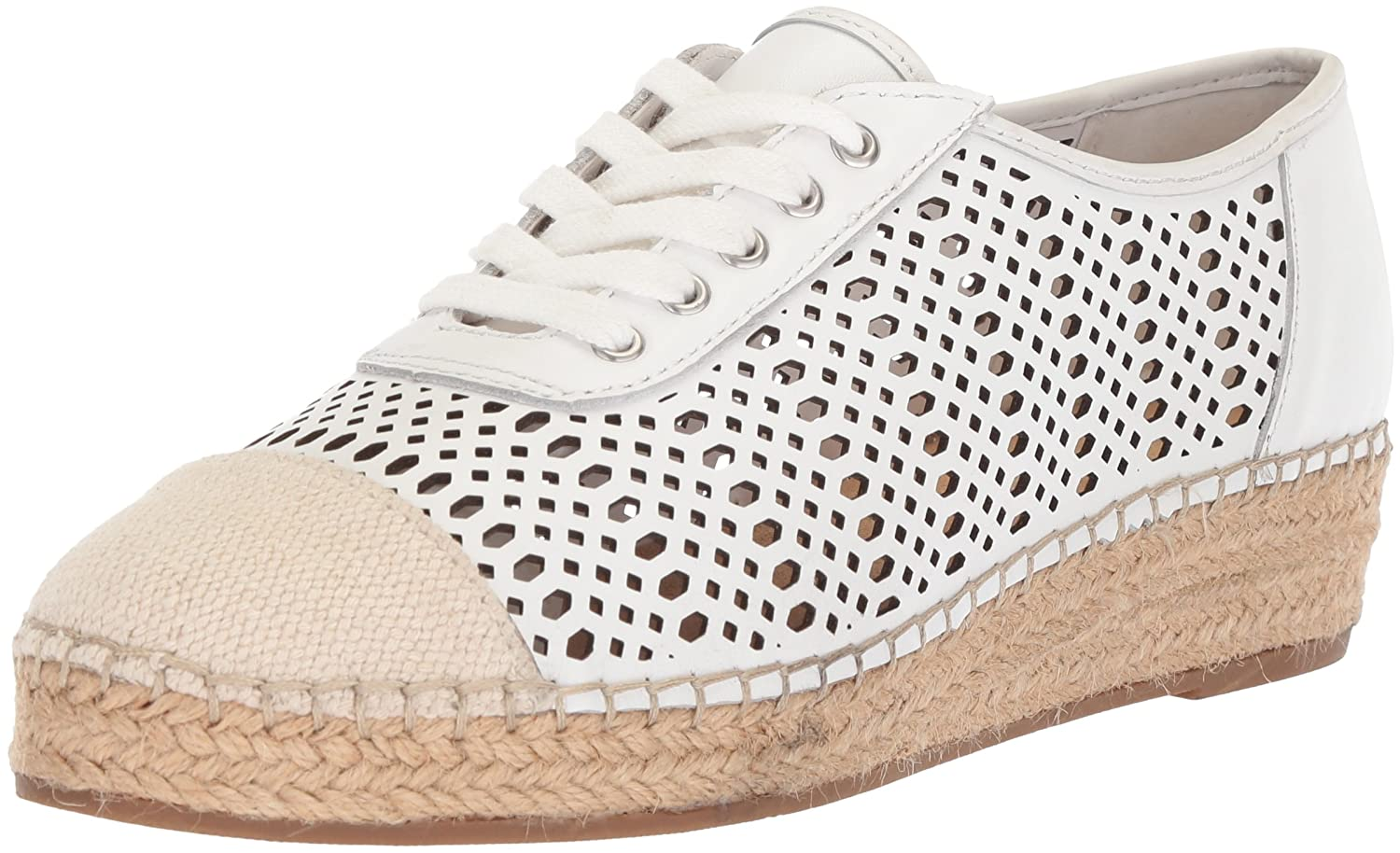 Bella Vita Women's Clementine Sneaker B0781VW259 9.5 N US|White Leather