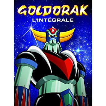 goldorak dvd