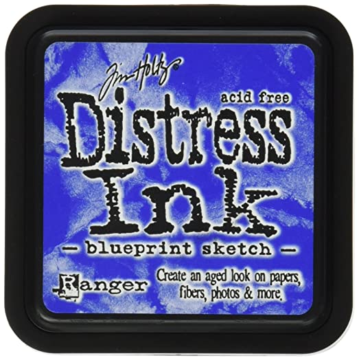Ranger july distress ink pad blueprint sketch amazon ranger july distress ink pad blueprint sketch malvernweather Gallery