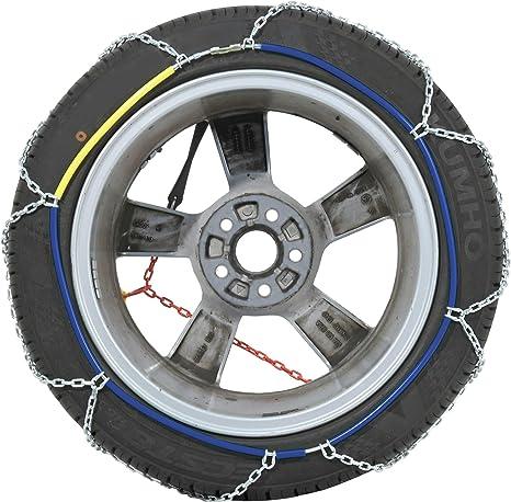 Compass Schneeketten Winter Für Reifen 225 55 R17 Önorm TÜv Geprüft X120 1 Paar Auto
