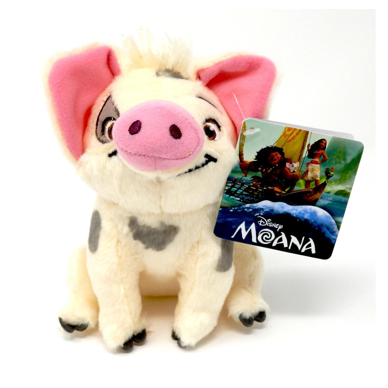 Moana 6-Inch Pua Soft Plush Toy Posh Paws International Ltd