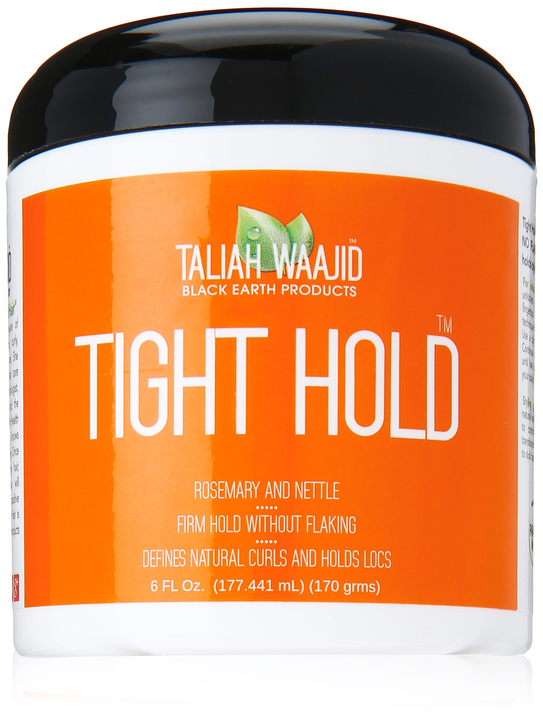 Taliah Waajid Black Earth Products Lock It Up Tight Hold, 6 Ounce