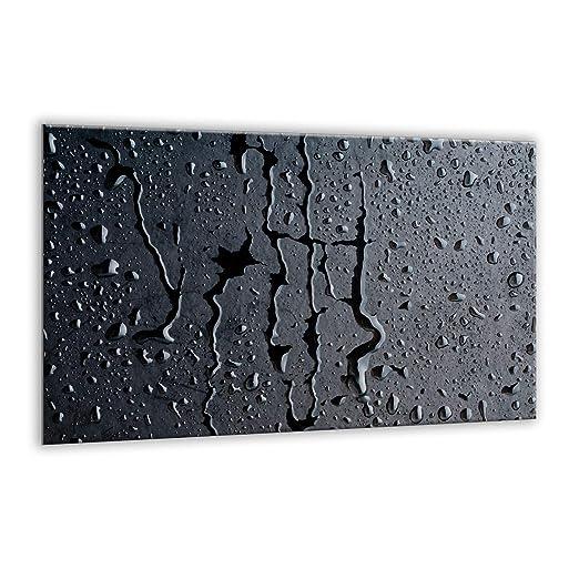 Tabla protectora de encimera, de cerámica, 80 x 52 cm, de ...