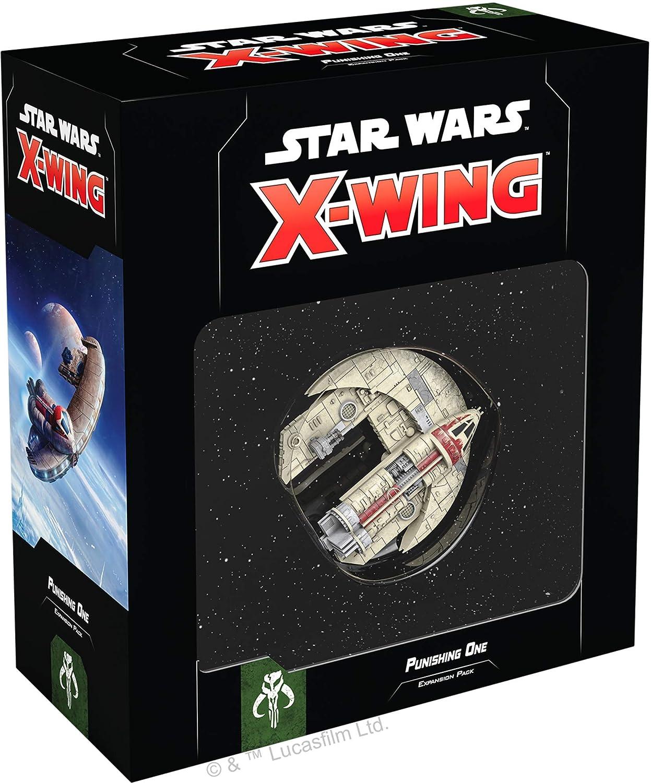 Punishing One X-Wing 2ND Ed