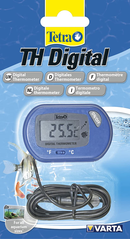 Tetra Thermometre Digital TH pour Aquarium 253469