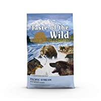 Taste of the Wild High Protein, Real Fish, Premium Dry Dog Food with Real Salmon...