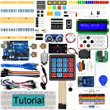 Freenove RFID Starter Kit V2.0 with Board V4 (Compatible with Arduino IDE) (Blue Board), 266 Pages Detailed Tutorial…