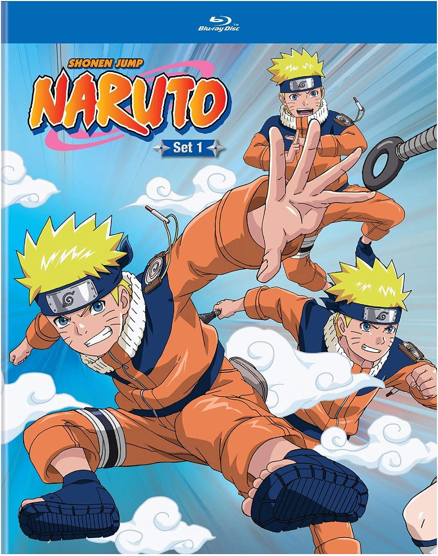 Naruto Clássico Filmes 01, 02 e 03 + Extras 2021 - BluRay 1080p Completo