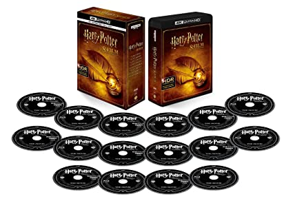 Amazon com: Harry Potter 8 Film Collection <