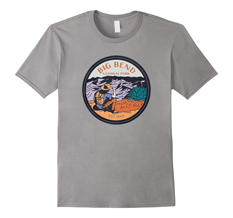 Big Bend National Park Travel Explore Journey T-Shirt-TH