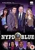 NYPD Blue Complete Season 11 [DVD]